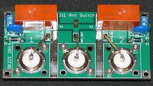 KIT-2-1-remote-antenna-switch-DIY-cheap-SO-239-KIT