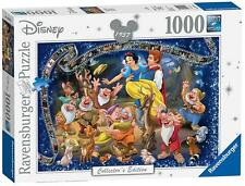 Ravensburger 19674 Disney Snow White Collectors Edition 1000 Piece Jigsaw Puzzle
