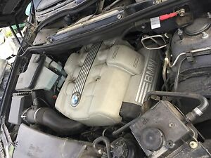 2004 2006 bmw e53 x5 4 8 liter v8 engine motor. Black Bedroom Furniture Sets. Home Design Ideas