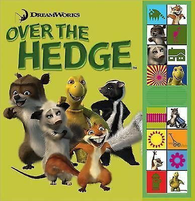 Over The Hedge 2006 Sound Noisy Book For Sale Online Ebay