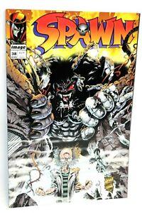 Spawn-38-1st-Print-Tony-Daniel-Todd-McFarlane-1995-Image-Comics-Comic-F-F