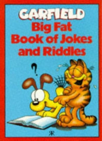 Garfield - Big Fat Book of Jokes and Riddles By Jim Davis