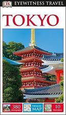 Tokyo Japan 2017 Travel Guide & Pull-Out Map (NEW BOOK) By EYEWITNESS Paperback