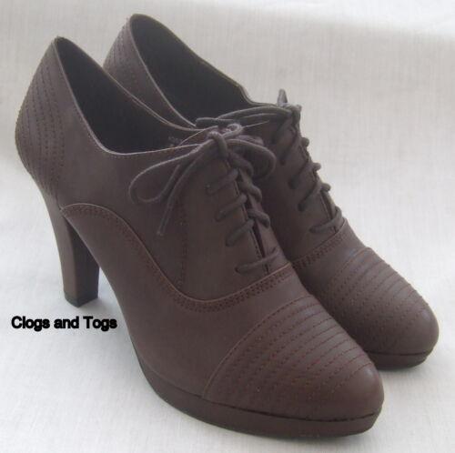 Abacus Chaussures plateforme Clarks femmes Nouveau pour à brun wUq7xT56p