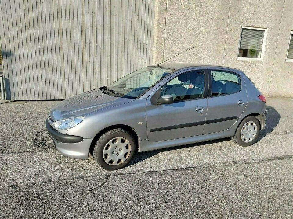 Peugeot 206, 1,4 Edition, Benzin