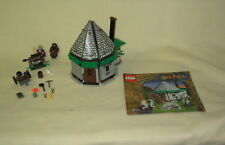 Lego 4707 - Harry Potter - Hagrid's Hut -  complete set, no box