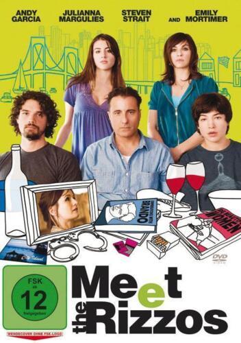 1 von 1 - DVD/ Meet the Rizzos - Andy Garcia !! NEU&OVP !!
