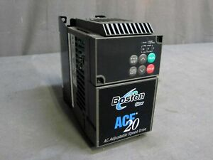 NEW-Boston-Gear-ACE202V3P0030N1-AC-Drive-3HP-10A-amp-230V-3PH-INPUT