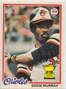 1978-O-Pee-Chee-Must-See-Condition-Eddie-Murray-Rookie-154