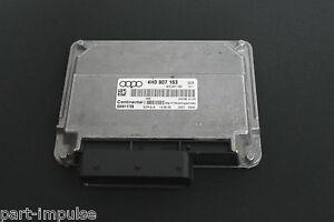 Audi a6 a7 4 G c7 a8 4 H Dispositif de commande Derrière eventuelle Boîte de vitesses 4h0907163