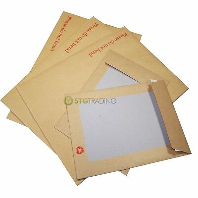 A4 A5 Size Hard Board Backed Envelopes Good Quality For Certificates Photo C4 C5