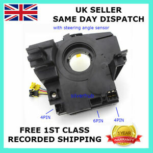 Details about FOR JEEP GRAND CHEROKEE COMMANDER COMPASS LIBERTY SRS CLOCK  SPRING 56046533AI