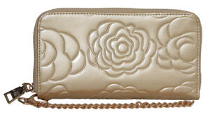 Womens-Floral-Clutch-Wallet