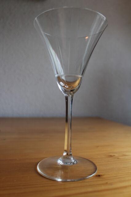 Antikes Weinglas VLG Otto Rakel Bauhaus