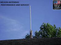 2 Meter High Gain Base Antenna. Slim-jim Design. 6db Gain Now 150 Watt Rated