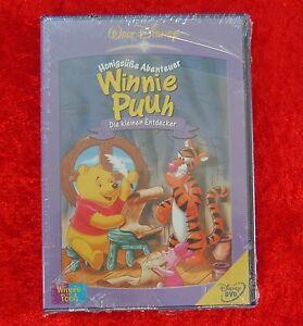 Winnie-Puuh-Die-kleinen-Entdecker-Walt-Disney-DVD-Neu