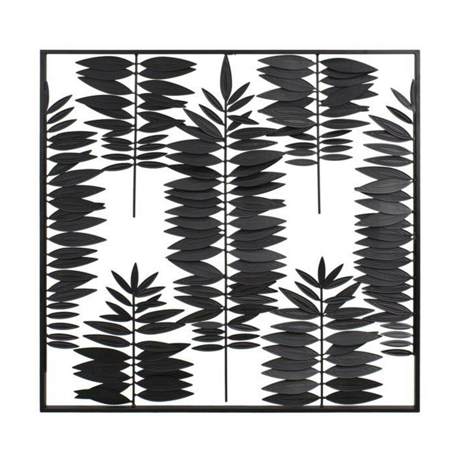 Abstract Pineapples Metal Hanging Home Living Room Ornament Wall Art Decor