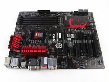 MSI Intel B85 Motherboard B85-G43 GAMING LGA 1150 DDR3 DVI HDMI USB 3.0 ATX