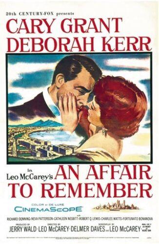 An affair to remember Cary Grant Deborah Kerr poster print #3