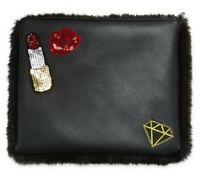 Cute Mixit Faux Fur Pouch Free Shipping