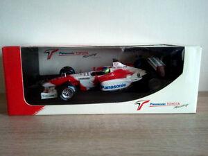 C. Da Matta - Minichamps Am26646d Toyota Panasonic Racing Tf103 2003
