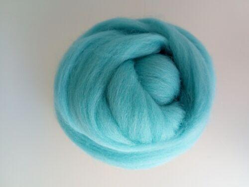 1kg Light Turquoise* 100/% Merino Wool Giant Yarn Extreme Arm Knitting 100g
