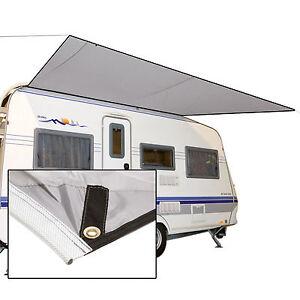 bo camp markise f r caravan camping sonnen segel vordach. Black Bedroom Furniture Sets. Home Design Ideas