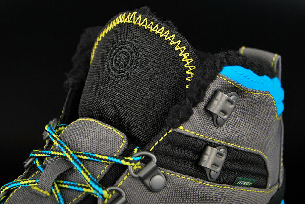 ELEMENT DONNELLY CHARCOAL CYAN HIKING HIKING HIKING Stiefel STIEFEL 98ae63
