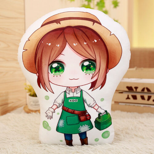 Anime Identity V Emily Dale Plush Doll Stuffed Toy Bed Cushion Hold Pillow Cos