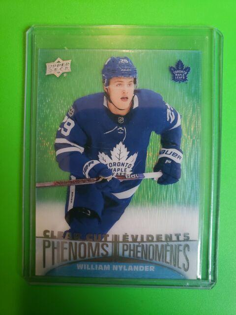 18/19 William Nylander Clear Cut Phenoms CC12 Tim Hortons hockey