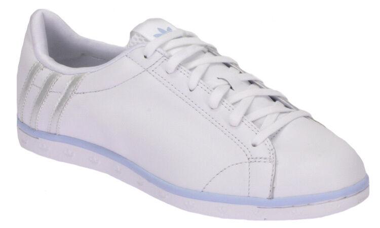Adidas ADI COURT W blanc Celeste mod. 12089