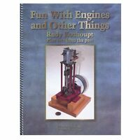 Fun With Engines And Other Things (plan Sets From The Past) By Rudy Kouhoupt