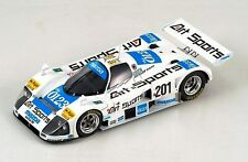 #201 Art Sports Mazda 787 1990 1/32nd Scale Slot Car WATERSLIDE DECALS