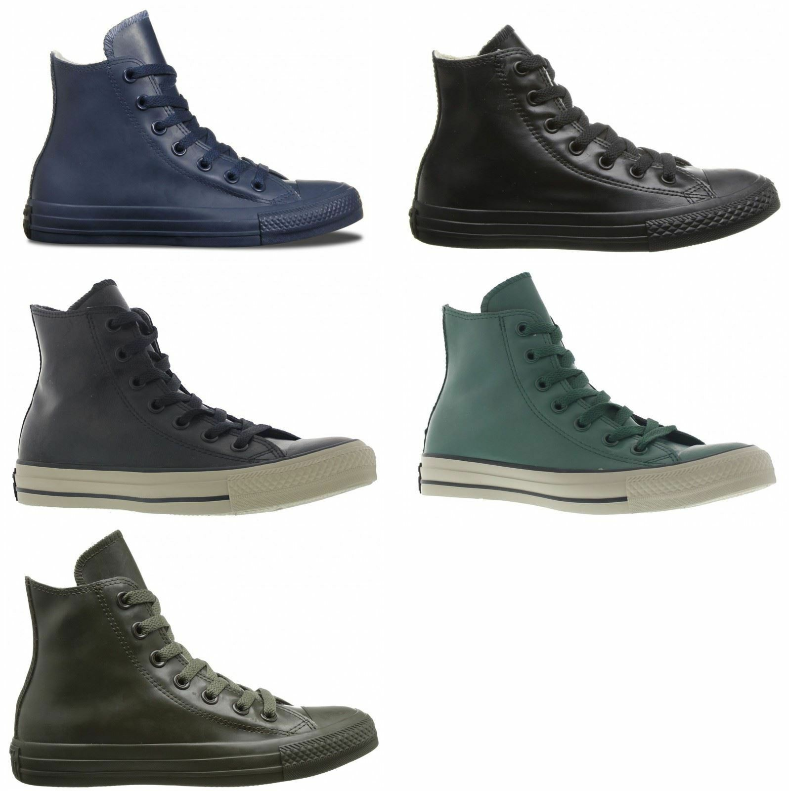 Converse Chuck Taylor Hi Mens Womens Ladies Unisex Trainers