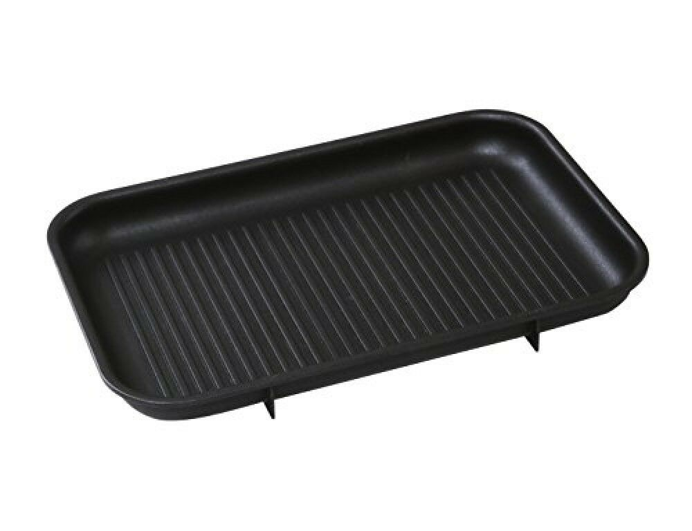 Grill Plate for BRUNO Compact Hot Plate Model BOE021 GRILL Japanese Import
