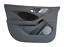 miniatura 1 - Jaguar I Passo X590 Guida a Sinistra Anteriore Interno Porta Scheda Modanatura -