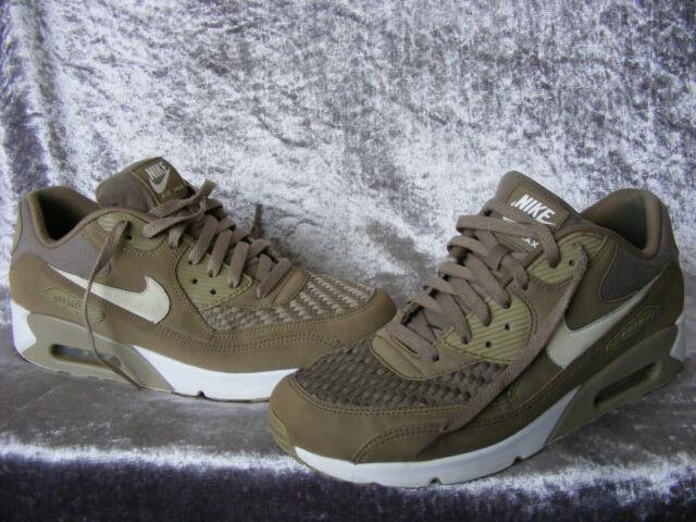 Men's Nike Air Max 90 Ultra 2.0 SE 876005 200 Khaki Trainers UK 9 EU 44 US 10