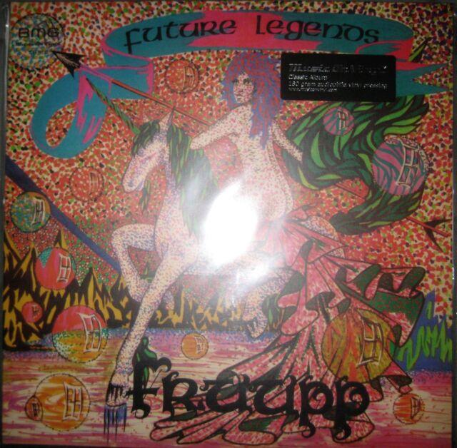 180 G VINYL LP NEUF + neuf dans sa boîte fruupp – FUTURE LEGENDS --- prog rock pink floyd