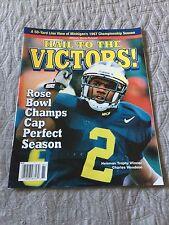 1997 University of Michigan Wolverines National Championship Charles Woodson