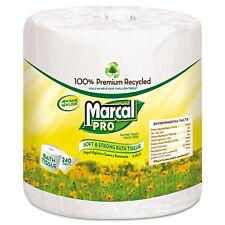 Aspen 100 Recycled Facial Tissue, 2-Ply, White, 144 Sheet/Box