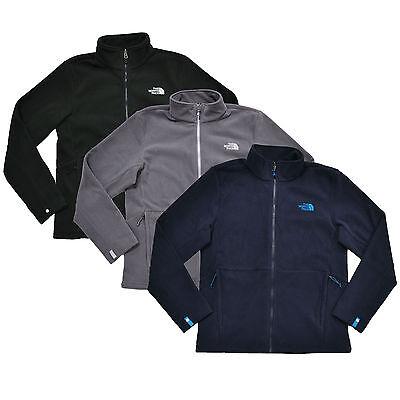 e174a0b72 The North Face Mens 300 Tundra Fleece Sweatshirt Zip Up Jacket Tnf S M L  New Nwt | eBay