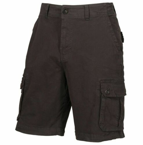 Mens Elasticated Chino Shorts 100/% Cotton Work King Cargo Combat Pants 32-54