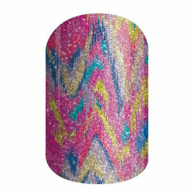 Paint Party K138 Jamberry 1/2 Sheet Free Shipping Catalogues Will Be Sent Upon Request