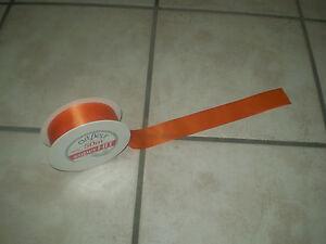 Schleifenband-40-mm-Orange-2-m