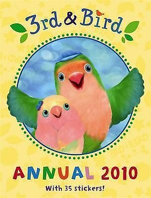 """""""AS NEW"""" BBC, 3rd and Bird: Annual 2010, Book"""