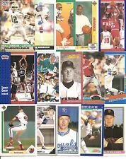 (15) 1991 University of Nevada Las Vegas Runnin Rebels Alumni Cards UNLV Fielder