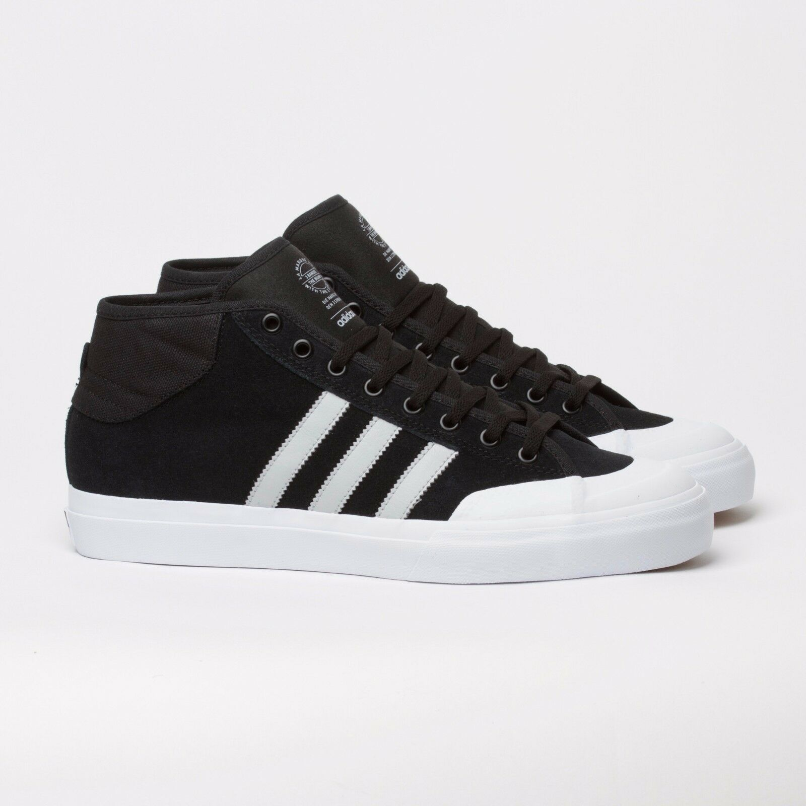 [Adidas Original] Matchcourt MID ADV Black B27334 Sneakers Skateboard Shoes Black ADV cc4250