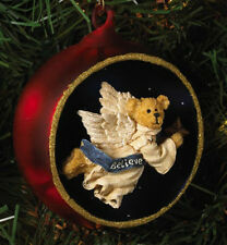 Boyds Bears~BELIEVE ANGEL ORNAMENT~FREE SHIP!!!!