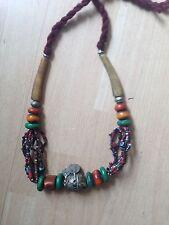 Berber karkuba And Copal Amber Beads