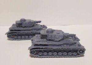 1-72-1-100-1-200-PzKpfw-IV-panzer-4-50mm-x2-Scale-3d-Printed-WW-II-Model-Tank